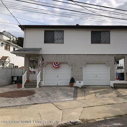 Rent this 3 bed duplex on 448 Clifton Avenue in New York, NY 10305