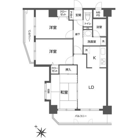 Rent this 0 bed apartment on Metro M in Ichiba-dori, Takashimadaira