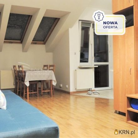 Rent this 2 bed apartment on Biała Droga 11 in 30-324 Krakow, Poland