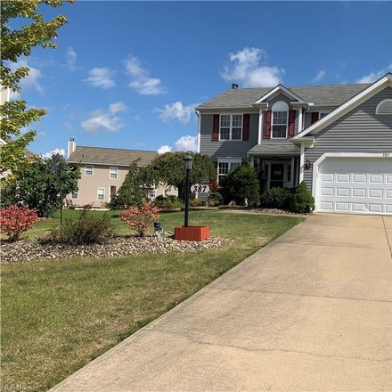 Rent this 3 bed house on 387 Marlee Court in Brunswick Hills Township, OH 44212