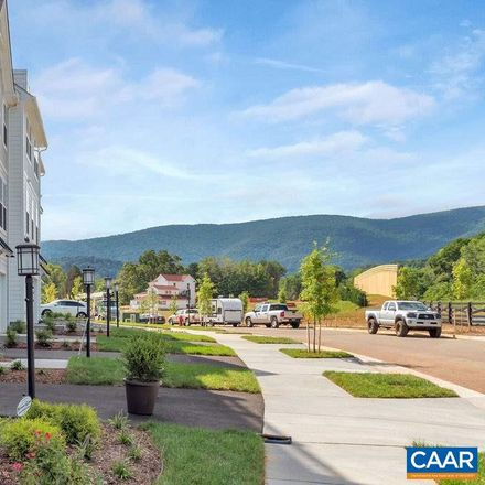Rent this 3 bed townhouse on Albemarle County in VA 22932, USA