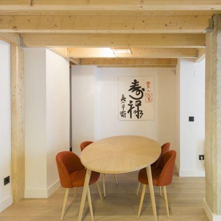 Rent this 0 bed apartment on Calle del Marqués de Mondéjar in 16, 28028 Madrid