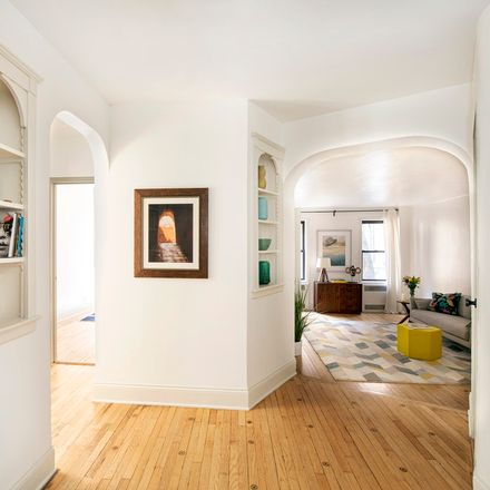 Rent this 1 bed condo on 50 Lefferts Avenue in New York, NY 11225