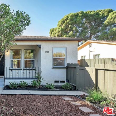 Rent this 3 bed house on 5909 Irvine Avenue in Los Angeles, CA 91601