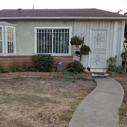 Rent this 2 bed house on 2547 Fashion Avenue in Long Beach, CA 90810