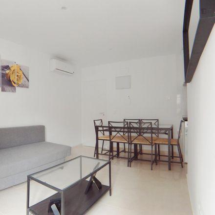 Rent this 2 bed apartment on Calle de Antonio Prieto in 28001 Madrid, Spain