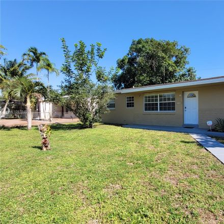 Rent this 4 bed house on 321 Northwest 68th Avenue in Hollywood, FL 33024