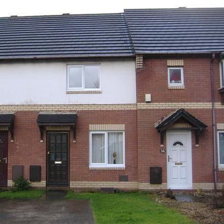 Rent this 2 bed house on St. David's Close in Coity CF31 2BN, United Kingdom
