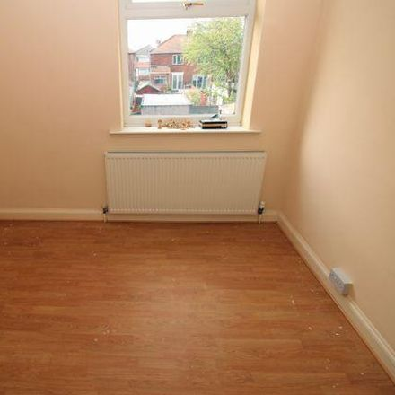 Rent this 3 bed house on Liverpool Avenue in Doncaster DN2 4EX, United Kingdom
