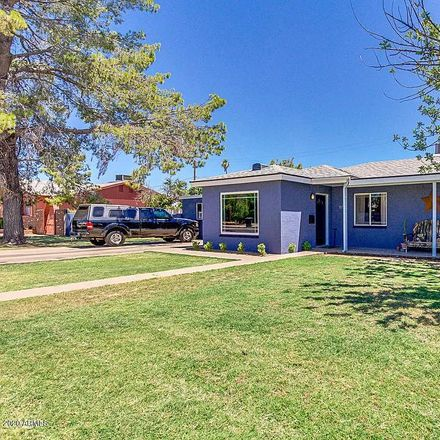 Rent this 4 bed house on 1655 E 1st Pl in Mesa, AZ 85203