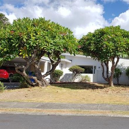 Rent this 4 bed house on Honolulu in HI, US