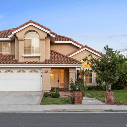 Rent this 4 bed house on 12 Rapallo in Irvine, CA 92614
