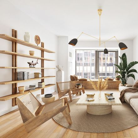 Rent this 1 bed loft on Andaz Wall Street in 75 Wall Street, New York