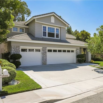 Rent this 5 bed house on 27314 Brighton Ln in Valencia, CA