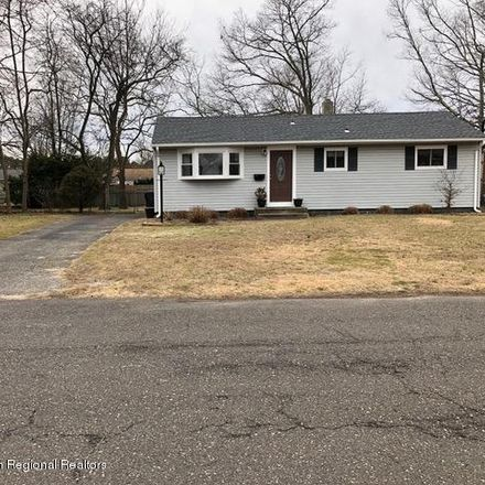 Rent this 2 bed house on 331 Bellanca Road in Brick Township, NJ 08723