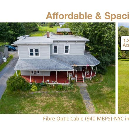 Rent this 5 bed house on 317 Main Street in Otego, NY 13825