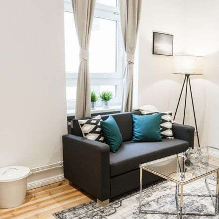 Rent this 1 bed apartment on Huttenstraße 71 in 10553 Berlin, Germany