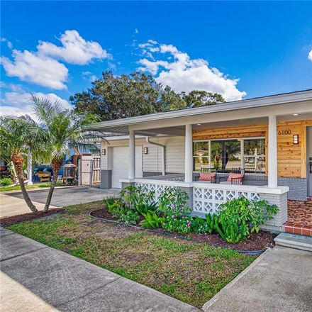Rent this 3 bed house on 6100 38th Avenue North in Saint Petersburg, FL 33710
