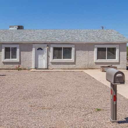 Rent this 4 bed house on 3465 West Cameron Drive in Eloy, AZ 85131