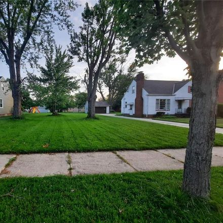 Rent this 0 bed apartment on 15813 Parklawn Avenue in Middleburg Heights, OH 44130