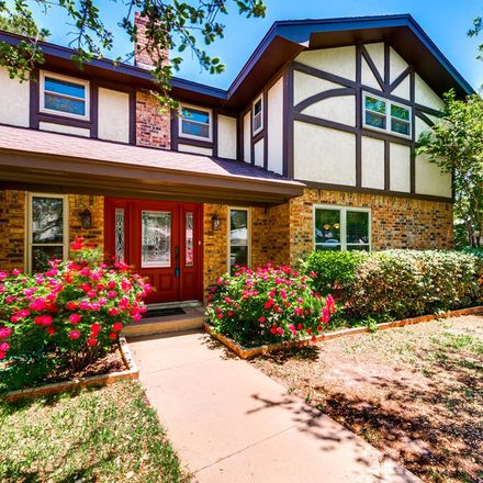 Rent this 4 bed house on 4200 Dawn Circle in Midland, TX 79707