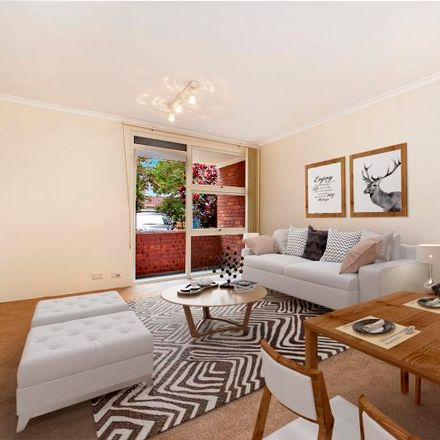 Rent this 1 bed apartment on 5/1 Lovett Street