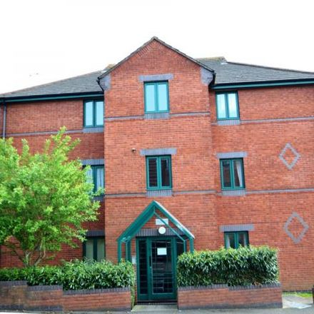 Rent this 2 bed apartment on 43 Chandlers Walk in Exeter EX2 8EA, United Kingdom