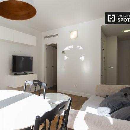 Rent this 1 bed apartment on Calle de Barbieri in 9, 28004 Madrid