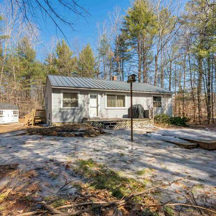 Rent this 2 bed house on 2 Evergreen Drive in Bow, NH 03304