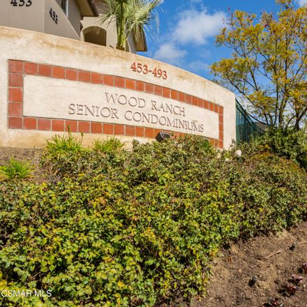 Rent this 2 bed condo on 469 Country Club Drive in Simi Valley, CA 93065