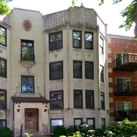 Rent this 2 bed condo on 2443-2445 West Lunt Avenue in Chicago, IL 60645