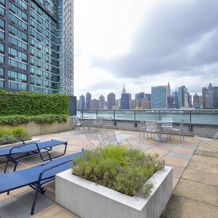 Rent this 2 bed apartment on BLVD Wine Bar in 4720 Center Boulevard, New York