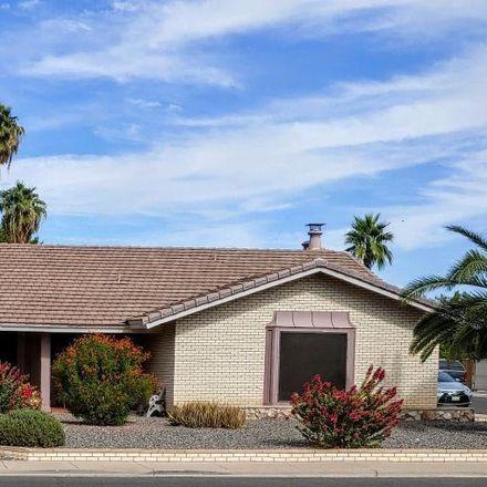 Rent this 3 bed house on 2510 East Ivyglen Street in Mesa, AZ 85213
