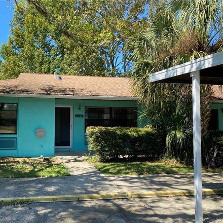 Rent this 2 bed house on 8440 West Earl Loop in Homosassa Springs, FL 34446