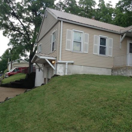 Rent this 2 bed house on 7077 Lansdowne Avenue in St. Louis, MO 63109