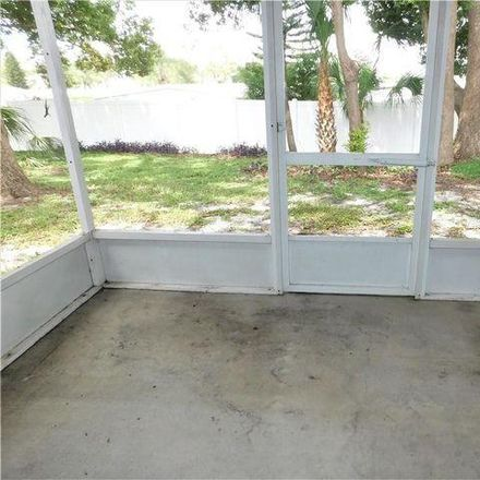 Rent this 3 bed house on Wildflower Drive in Tarpon Springs, FL 34689