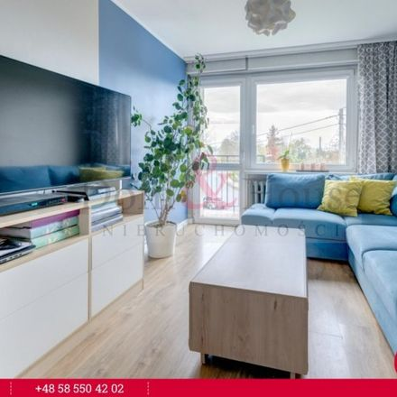 Rent this 3 bed apartment on Hoża 14 in 80-628 Gdansk, Poland