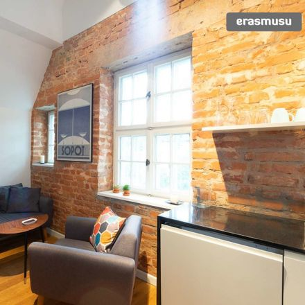 Rent this 1 bed apartment on Piwna in 22-100 Gdańsk, Poland
