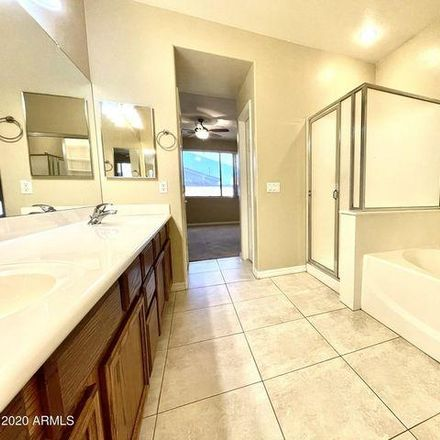 Rent this 3 bed house on 14427 West Clarendon Avenue in Goodyear, AZ 85395