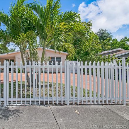 Rent this 4 bed house on 127 Northwest 41st Street in Miami, FL 33127