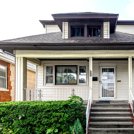 Rent this 5 bed house on Beat 2513 in North Rutherford Avenue, Chicago