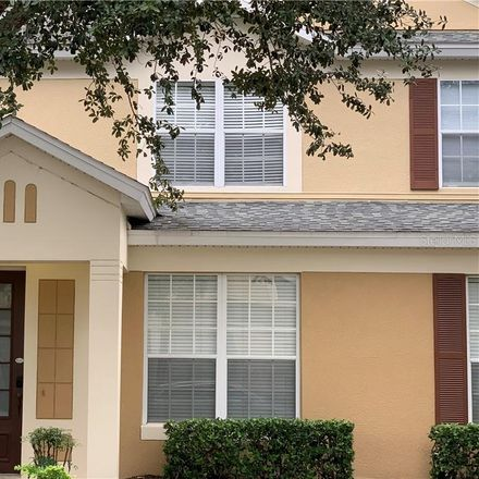 Rent this 3 bed townhouse on 7679 Fitzclarence St in Kissimmee, FL