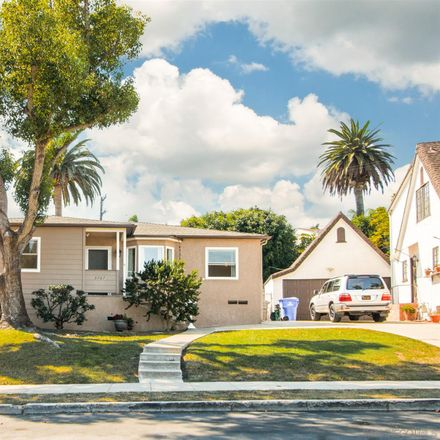 Rent this 3 bed house on la Cresta Dr in San Diego, CA