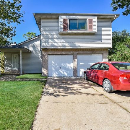 Rent this 3 bed house on 1122 East Brompton Drive in Pearland, TX 77584