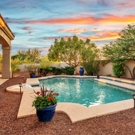 Rent this 5 bed house on North 133rd Street in Scottsdale, AZ 85259