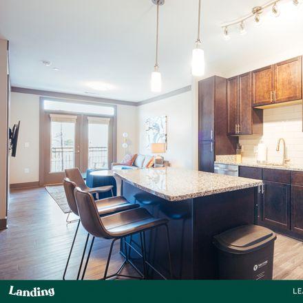 Rent this 1 bed apartment on 2400 Elliott Avenue in Nashville-Davidson, TN 37204