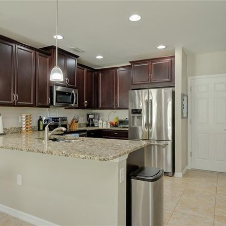 Rent this 3 bed townhouse on Tilbor Circle in Fort Myers, FL 33966