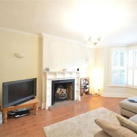 Rent this 3 bed house on Thames Street in Weybridge KT13 8JG, United Kingdom