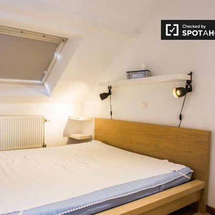 Rent this 1 bed apartment on Chaussée de Wemmel - Wemmelse Steenweg 41 in 1090 Jette, Belgium
