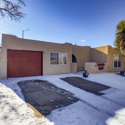 Rent this 4 bed house on 2121 Avenue de las Alturas in Santa Fe, NM 87505
